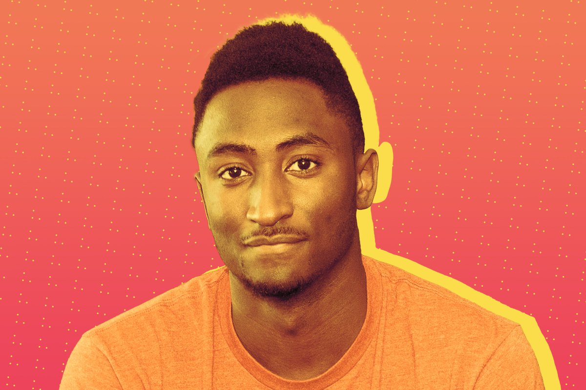 The business of influence with YouTuber MKBHD trib.al/4Wnzmg3