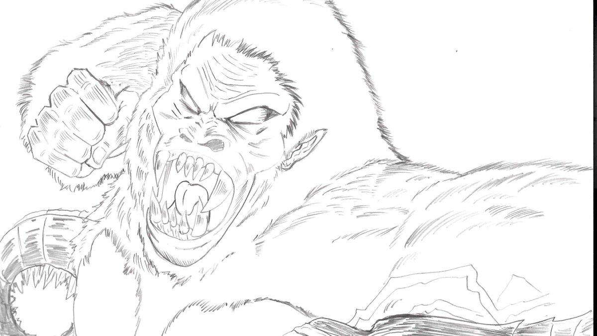 #godzillavskong2021 pencils done  . .  #art #artistsoninstagram #like4lik #drawing  #graphicart #instart  #christianmack_art #kaiju #monster #giantmonster #monster #gojira #tokyokingdom #legendary  #godzilla #anime #kaiju #godzillakingofthemonsters #kingkong #kongskullisland