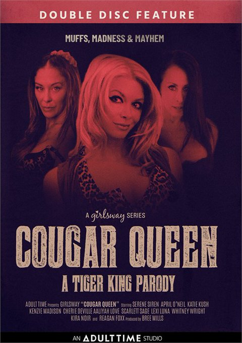I'm so excited to officially announce that I won best directing - comedy from @avnawards for cougar queen