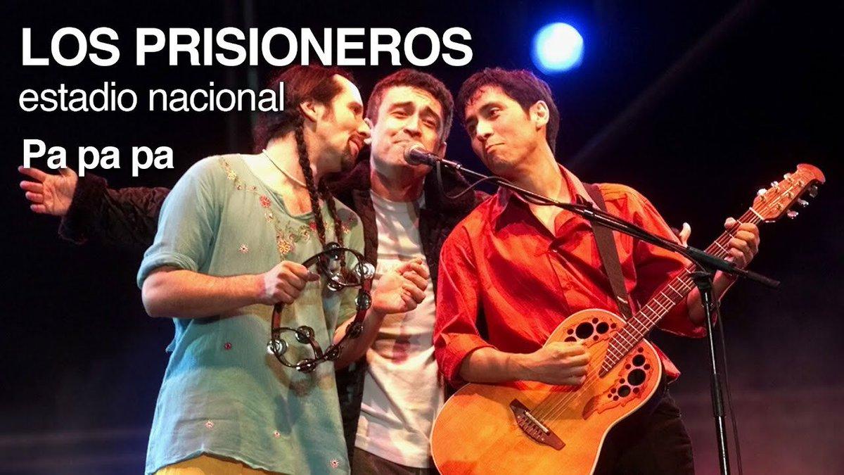 """#LosPrisioneros fueron unos visionarios: """"Vivo con el miedo al dedo que alguna vez apretara el botón"""" #PautaLibre #CarlosLarrain"""