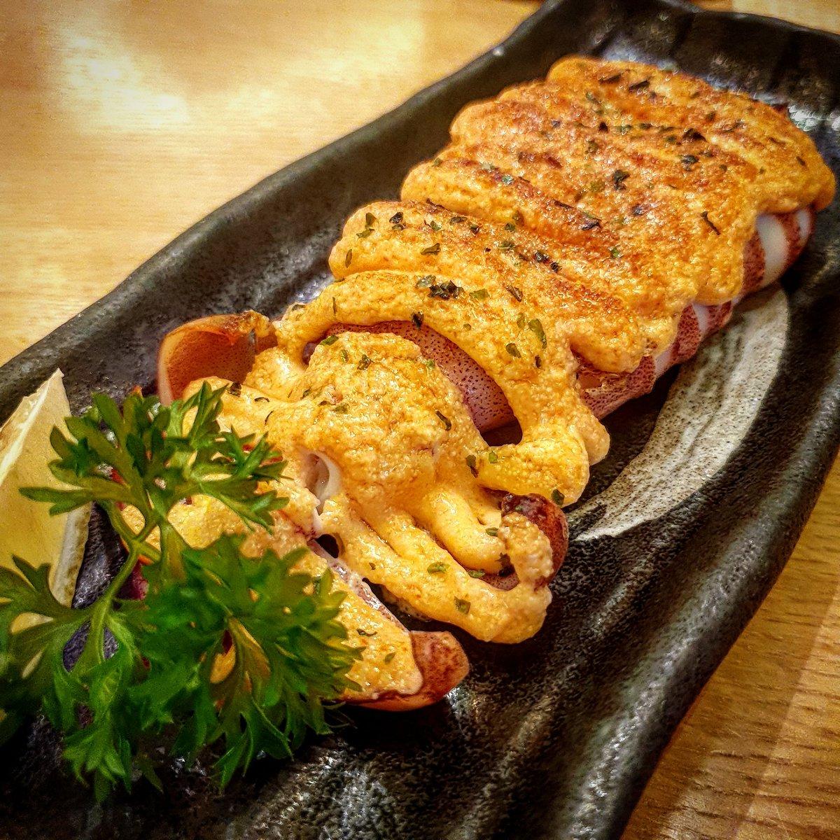 Ika Mentai   #sushitei #singapore #thomsonplaza #ikamentai #ika #mentai #sotong #squid #japanesefood #tastetest #dexperience #niceornot #sub4sub #subforsub
