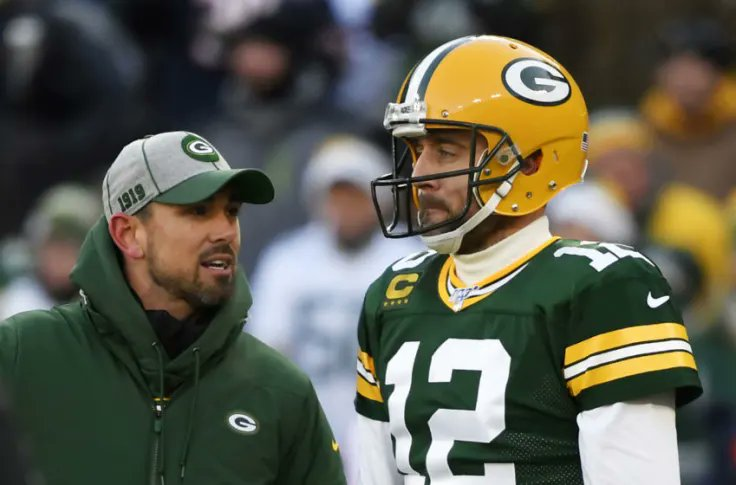 Can the Packers earn a bye for The NFC Championship game next year ?  #gopackgo  #TBvsGB  Brady