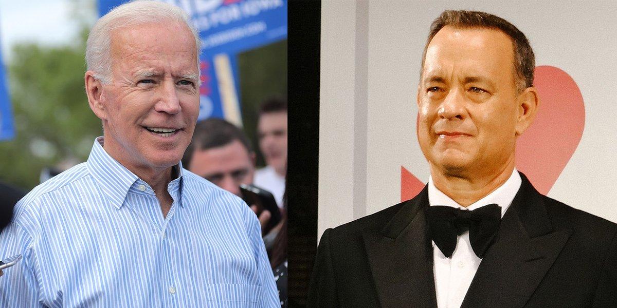 BREAKING—Tom Hanks Appointed to President Biden's Cabinet as Secretary of Delightfulness https://t.co/zHdFAn7Zqy