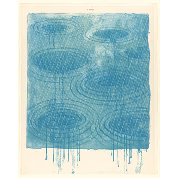Replying to @PortfolioCarmel: David Hockney | Rain