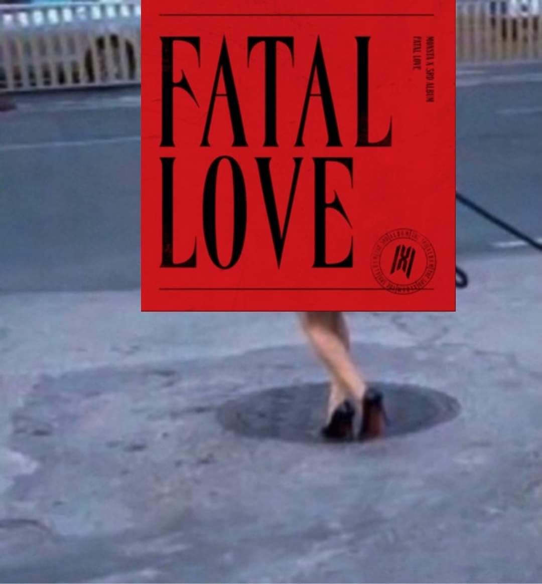 Replying to @jookingheon: fatal love supremacy