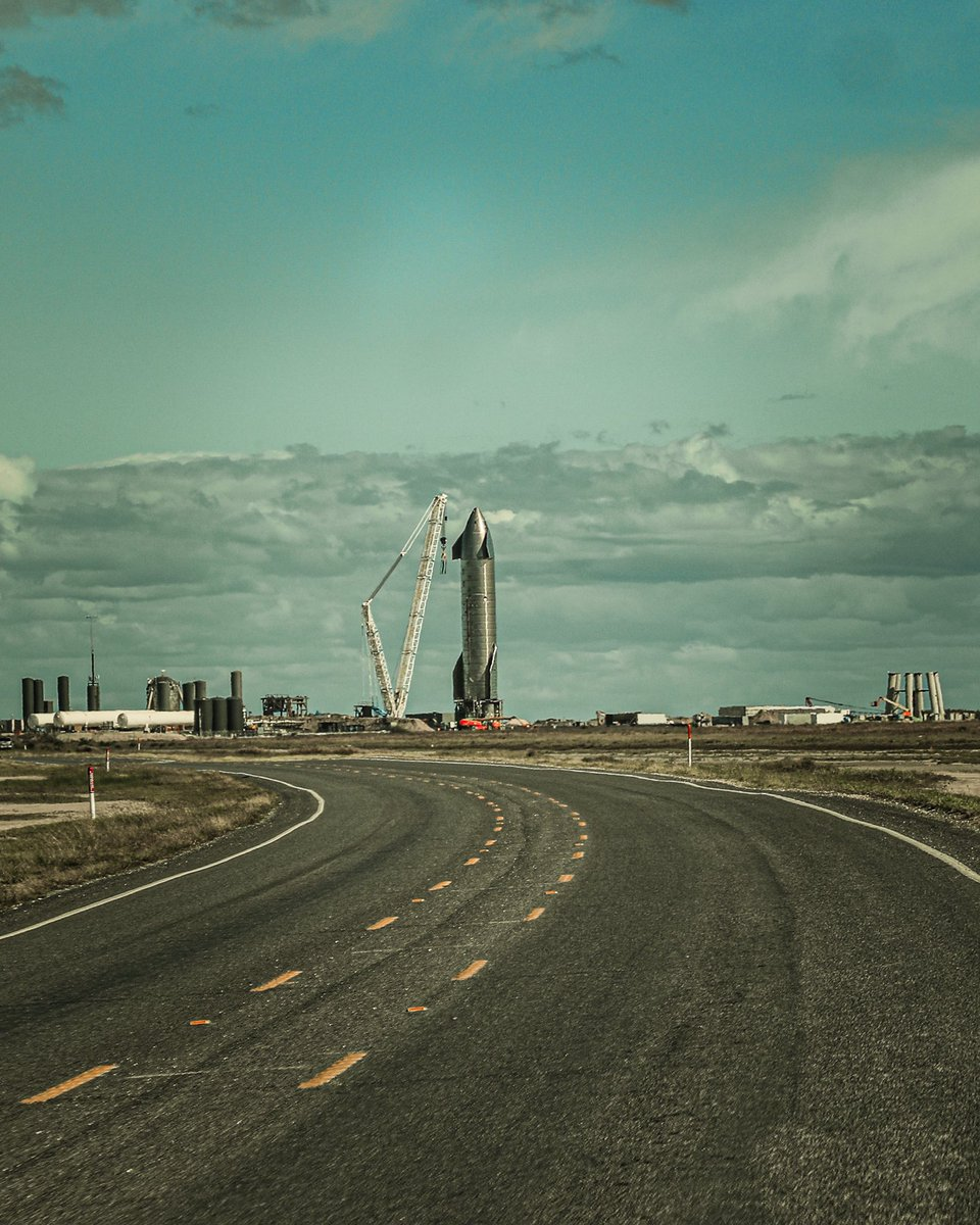 The Highway to Mars  Photo taken by me!