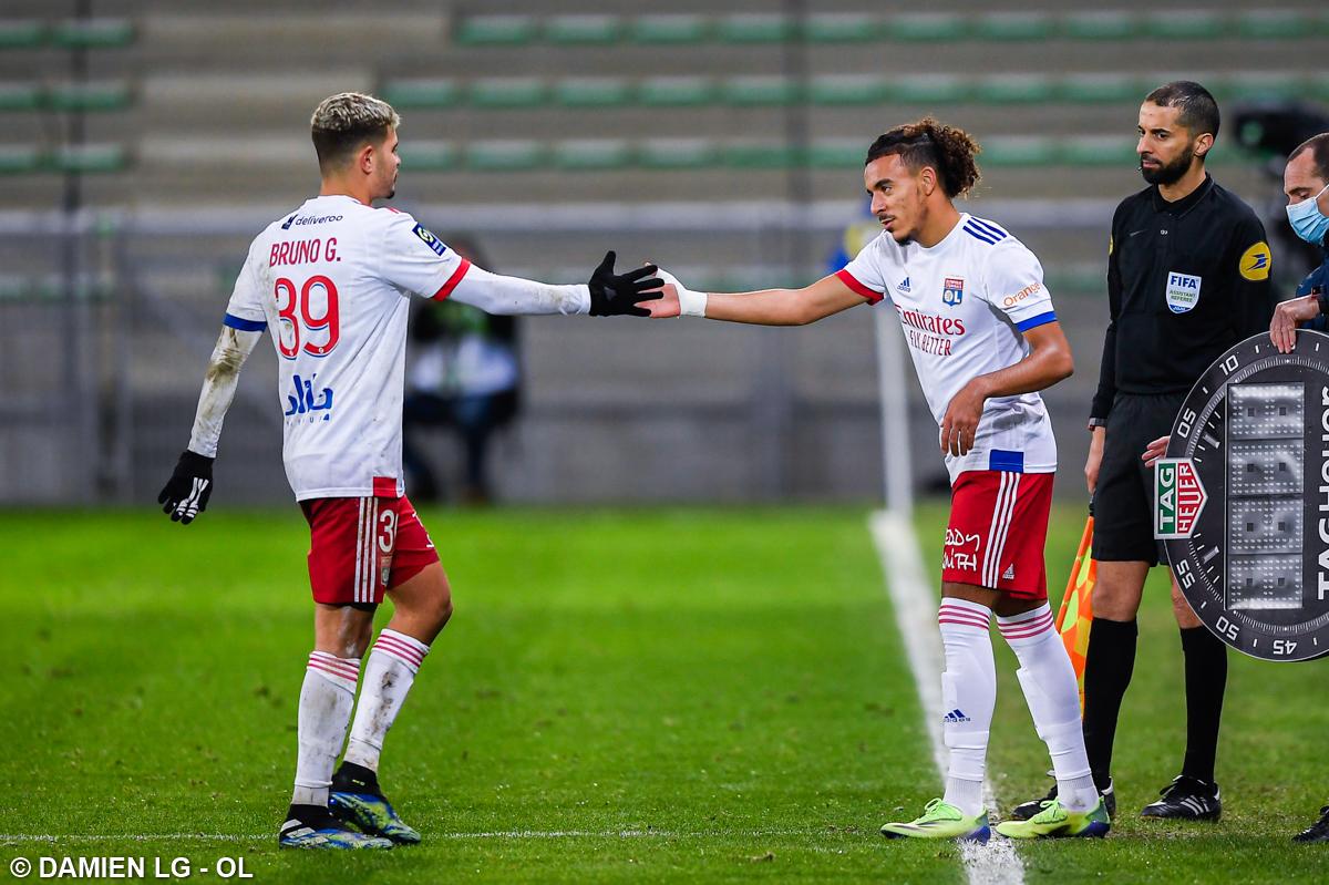 Félicitations à @gusto_malo pour ses débuts en professionnel lors du derby ! 💪  #ASSEOL