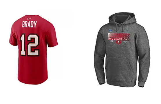 Gear Up! #SuperBowl Fans #TampaBayBuccaneers Clothing and Apparel at #Kohls #ad >    #NFL #Football #TomBrady #TampaBay #Buccaners