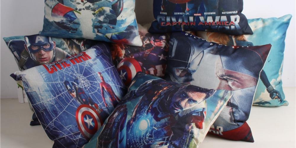 #spiderman #ironman #captainamerica #dc  The Avengers Pillow Cases