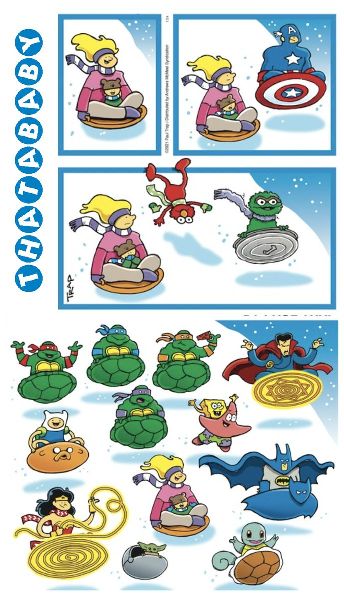 Snow Go.   #thatababy #captainamerica #marvel #sesamestreet #elmo #tmnt #drstrange #marvel #wonderwoman #batman #dc #themandalorian   #adventuretime #finn #jake #squirtle #pokemon #spongebob #patrick #grogu #babyyoda #starwars