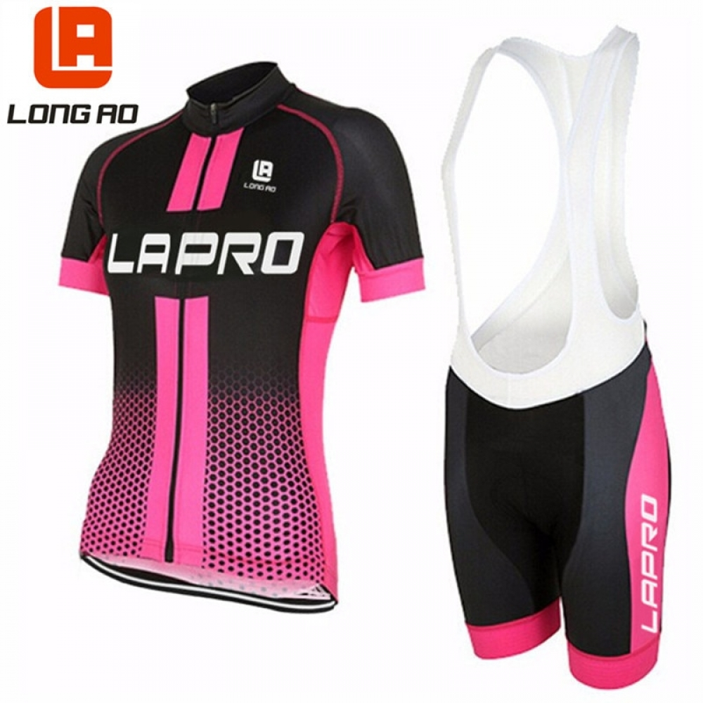 #fitnessdddict #exercise LONG AO high quality 2 color women Summer Short Sleeve Cycling clothing/Bike Sports Clothing Bicycle Clothes Ropa Ciclismo