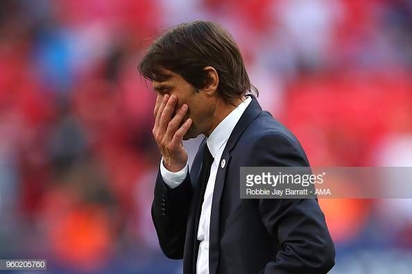 """"""" Sometimes young players think they can play easily in the first team, but that's not true. """" - #Conte #CFC #leadership #PL"""