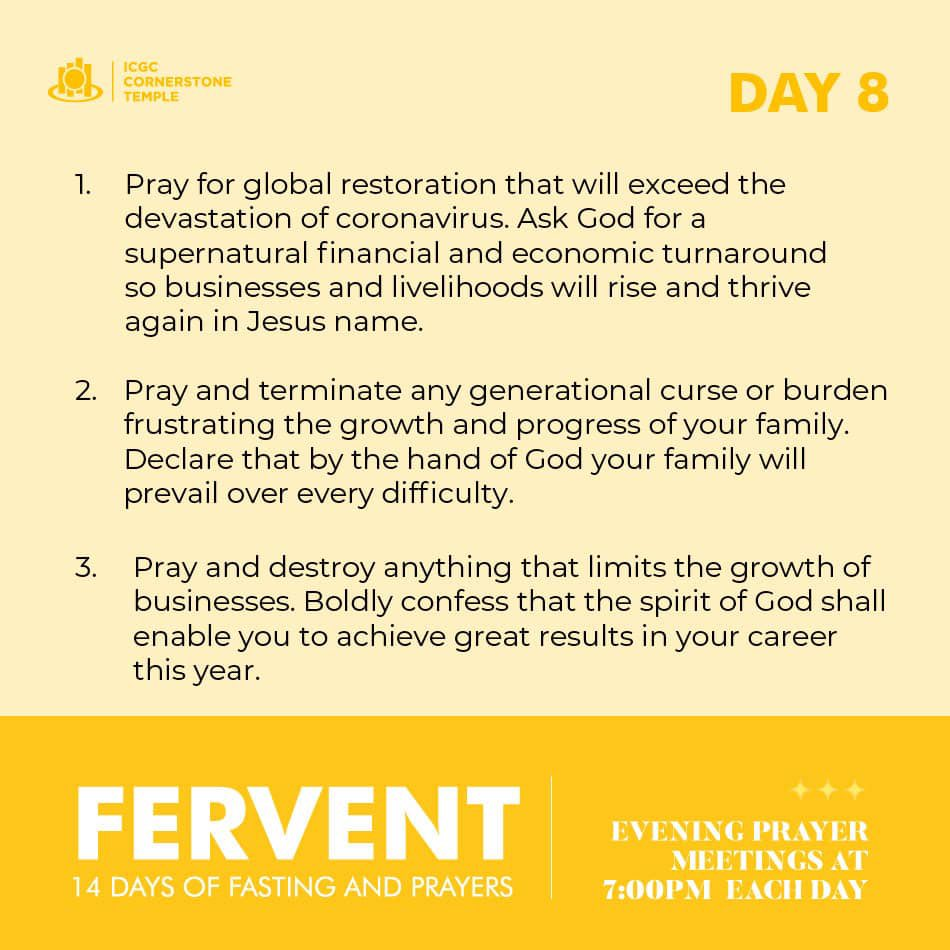 """""""Pray for the peace of Jerusalem: May they prosper who love you."""" - Psalm 122:6 #day8 #prayer #fasting #cornerstone"""