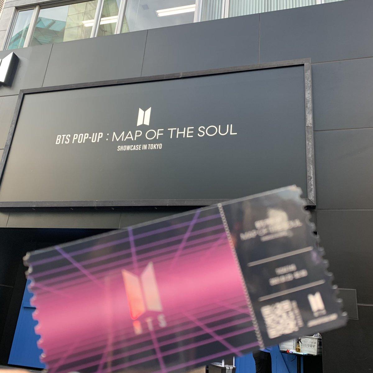 #BTS_POPUP  #Map_of_the_soul  #bts #bt21 #LINEFRIENDSSHOP