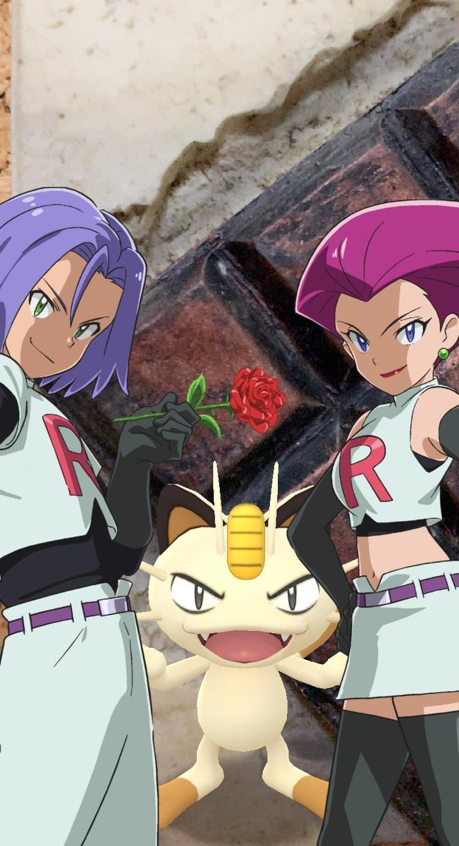 test ツイッターメディア - @PokemonGOAppJP らりるれロケット団!!  #好きなようにGOしよう #PokemonGO #ポケモンGO https://t.co/9t57jL3F9X