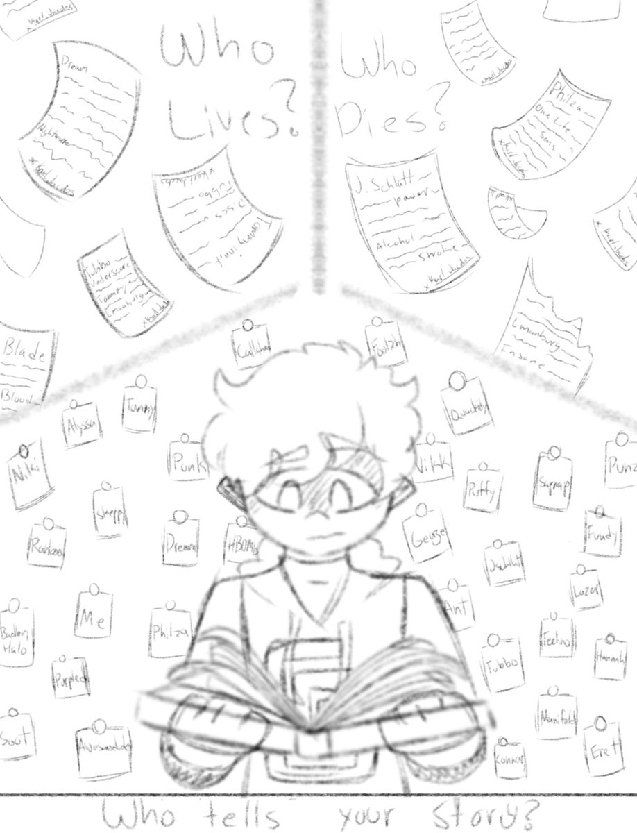 Take this wip of #talesofthesmp fanart :)) Idk if im gonna finish it since i have a lot of details in my head but i LOVE the concept of karl being a time traveler!! #TALESFROMTHESMPfanart #TALESFROMTHESMP #dreamsmpfanart #dreamsmp #karljacobsfanart #karljacobs