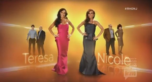 LOVED the Teresa and Nicole. They were robbed of a second season just because Season 6 was wild, homophobic Amb*r was a disaster, and jail drama reigned supreme. #BringBackTheTwins #RHONJ