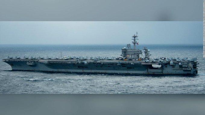 China flies warplanes close to Taiwan in early test of Biden Photo