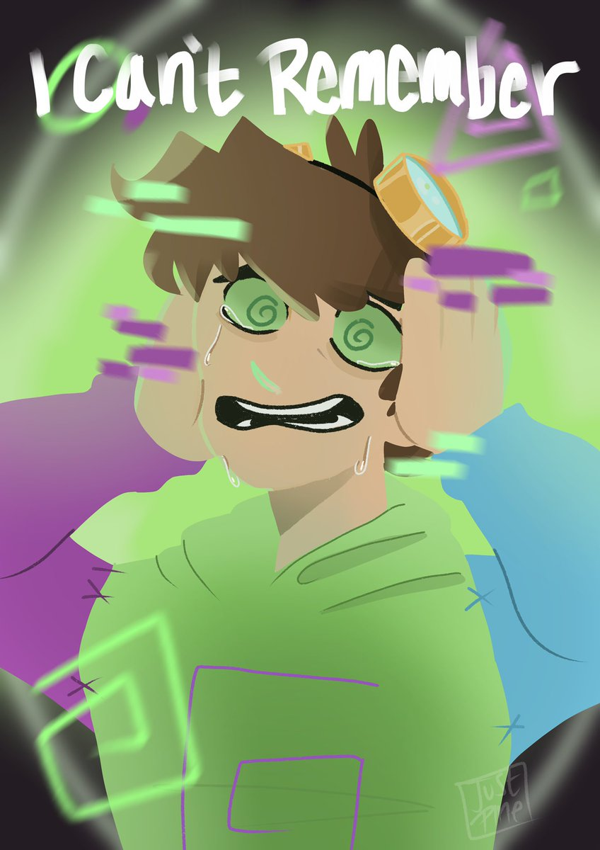 What if Karl is slowly going insane. #TALESFROMTHESMPfanart #karljacobsfanart #TALESFROMTHESMP