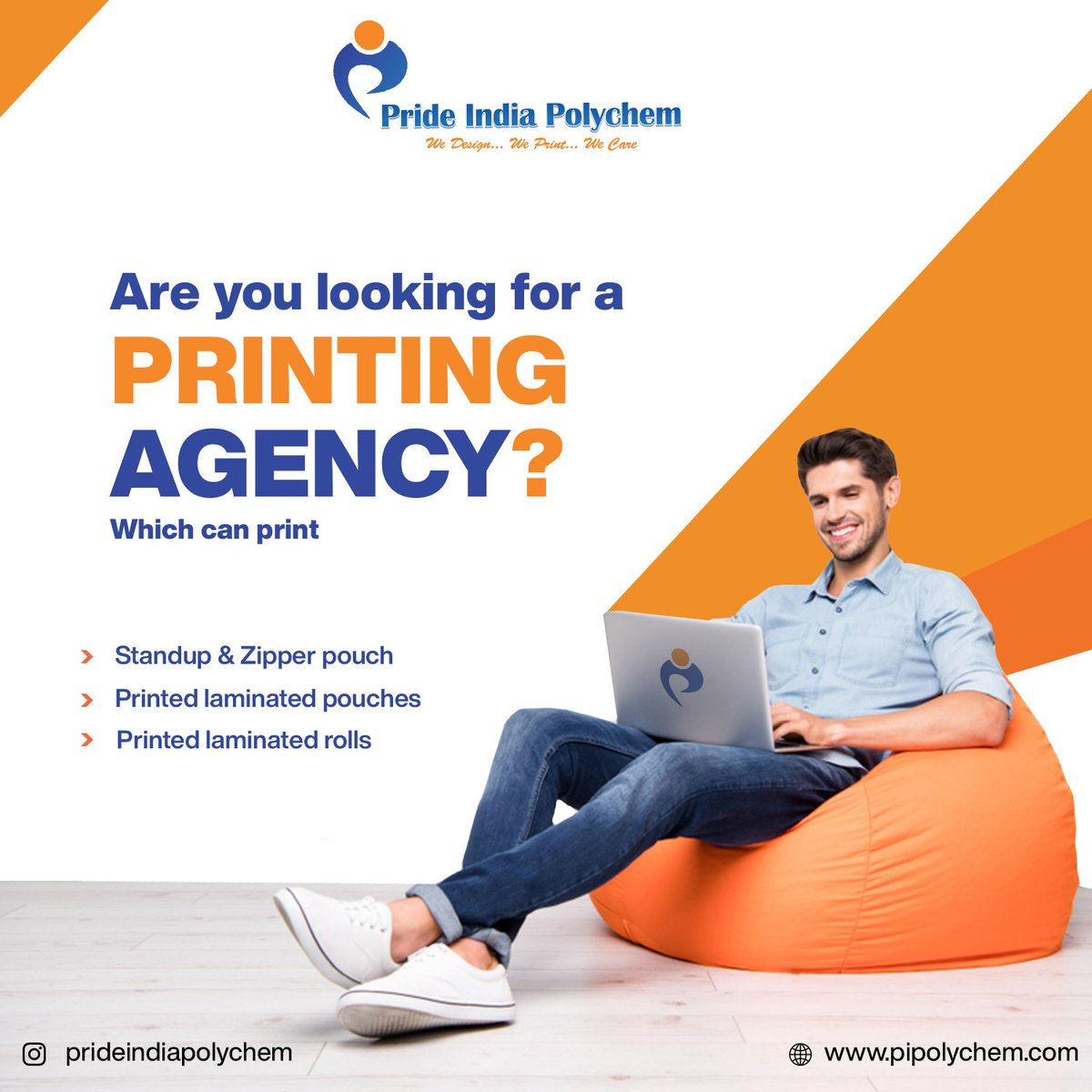 One-stop solution for a variety of packaging materials #printing #laminatedprinting #wednesdaythought  #bhfyp #plasticprinting #prideindiapolychem  Contact us at 9904910039 Visit us at