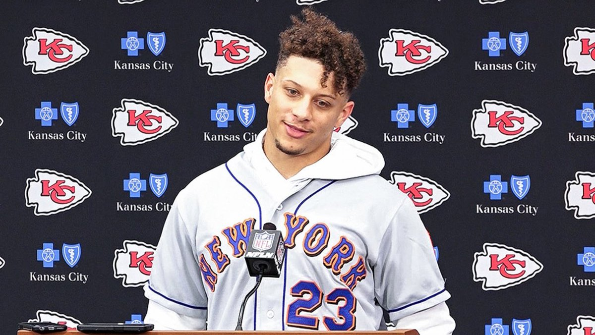 Replying to @Mets: He's going back to the big game!  Congrats to @PatrickMahomes and the Chiefs.