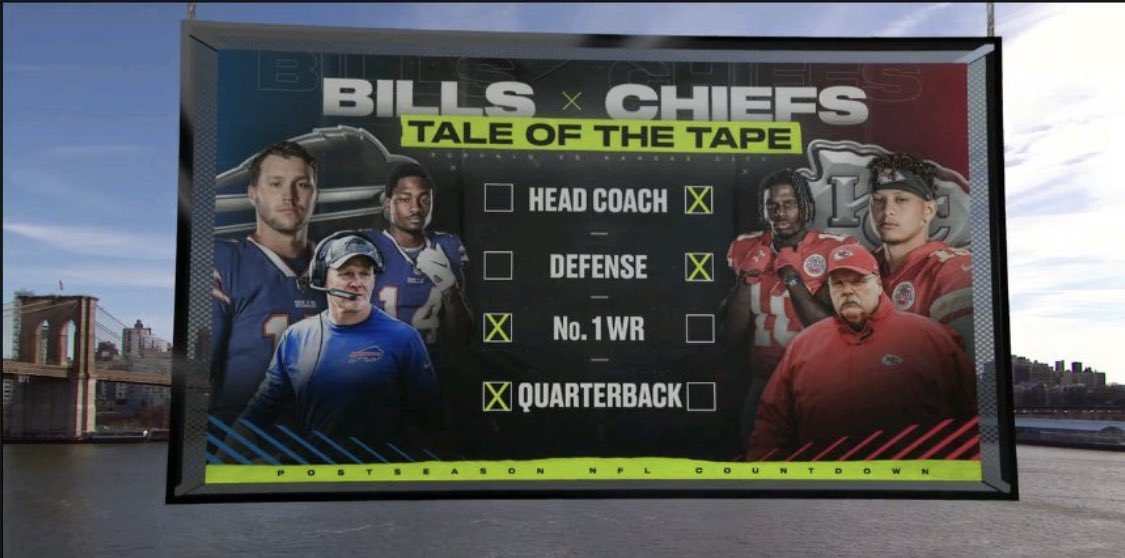 Whoever @espn created this graphic, Thank You!! #Chiefs #RunItBack