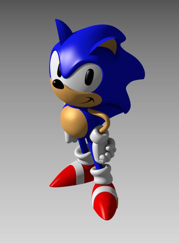 RT @none_ofbusiness: Super Sonic 64™  #SonicTheHedgehog https://t.co/gEwzJog4Lh