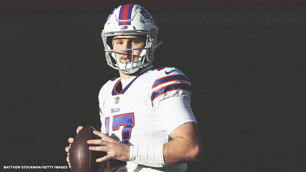 Josh Allen took strides in his third season.  🏈 13-3 record 🏈 Led Bills to AFC East title 🏈 4,544 Pass YDS & 45 Total TDs 🏈 Won 1st career playoff game https://t.co/XrNijrtwEI