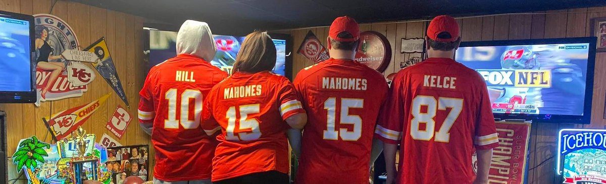 Gonna Fight for our right to Parttyyyyy! #ChiefsKingdom #RunItBack #RunsintheFamily #SuperBowlLV @PatrickMahomes @tkelce @cheetah @Chiefs