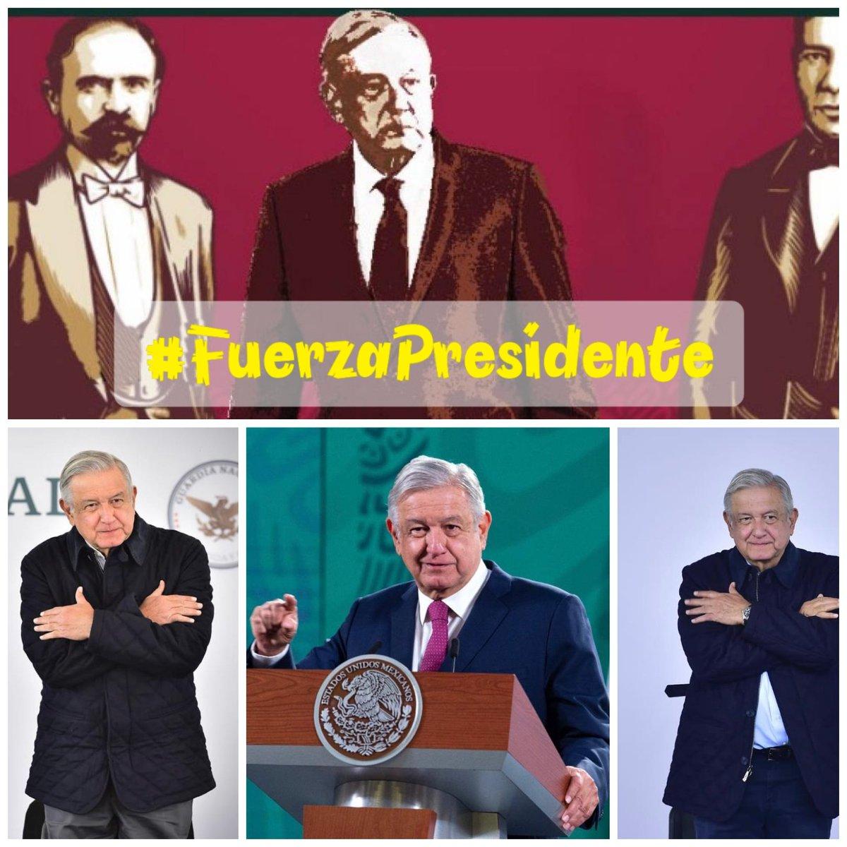 @Omarel44 X2 #FuerzaPresidente