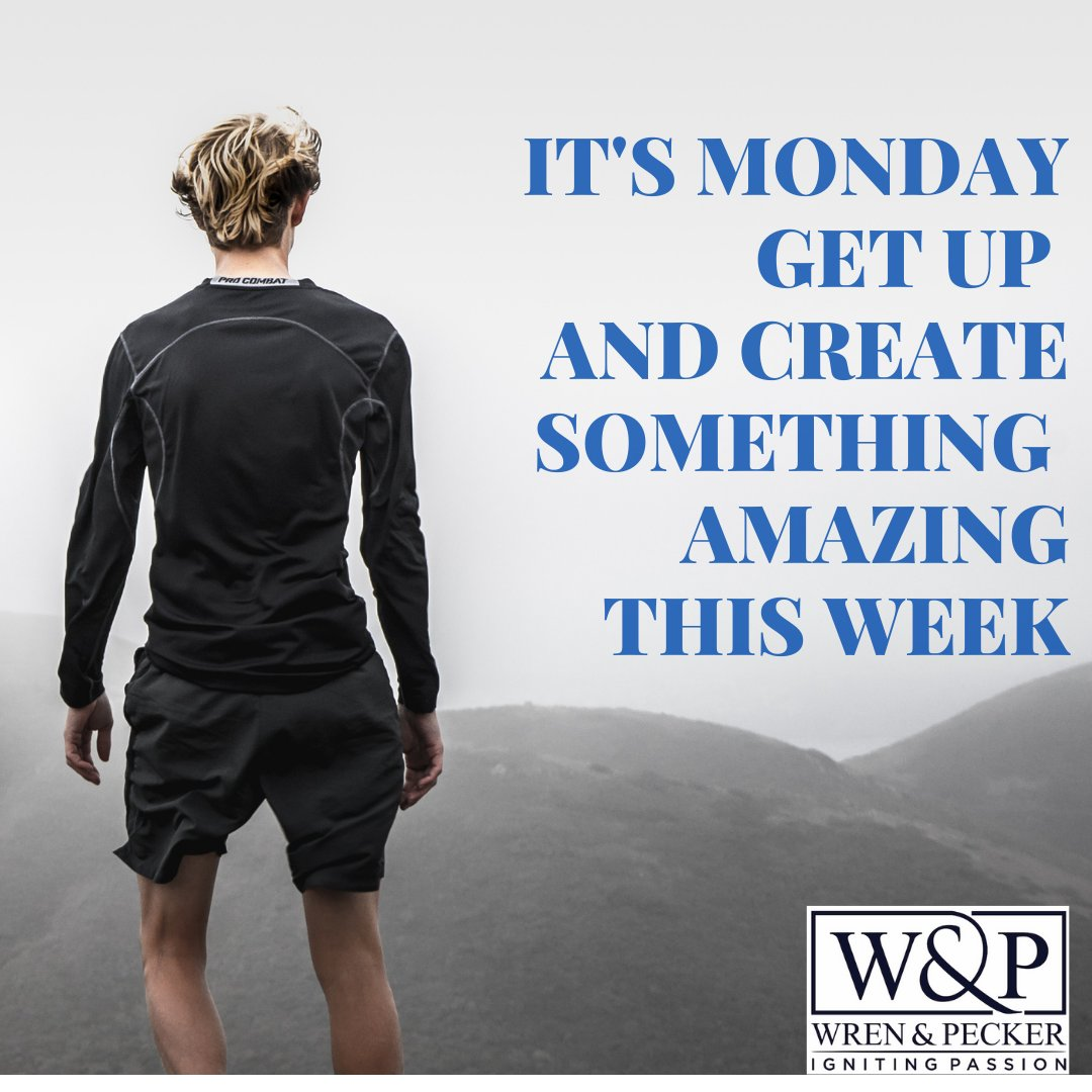 You can make it happen.  #motivationalmonday #inspirationalthoughts #potentials #aimhigher #amazing #vision #hardworkpaysoff #positiveattitude #wnphr #success #mondaymotivation #motivation #ignitingpassion