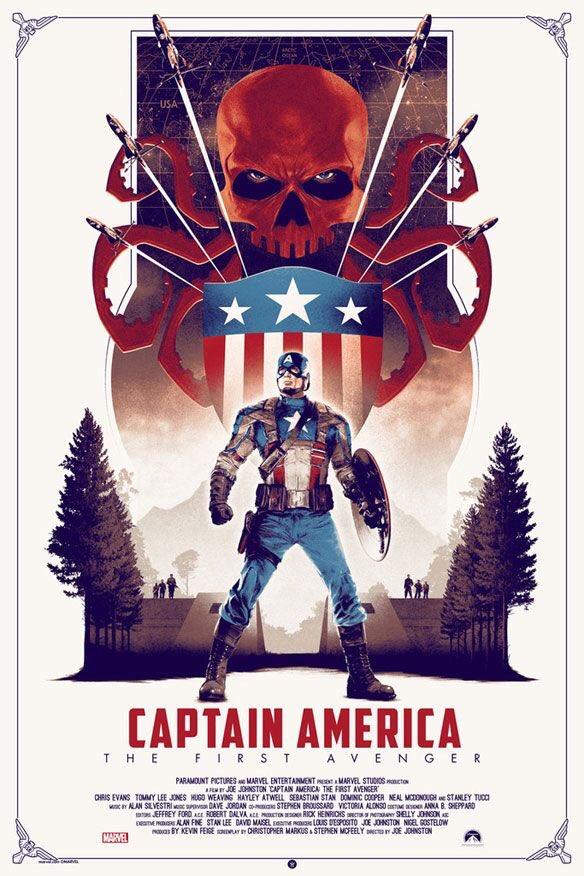 Love this! 🇺🇸 #CaptainAmerica #RedSkull #HailHydra 🐍 #Marvel #MCU #Avengers @marvelstudios @CaptainAmerica