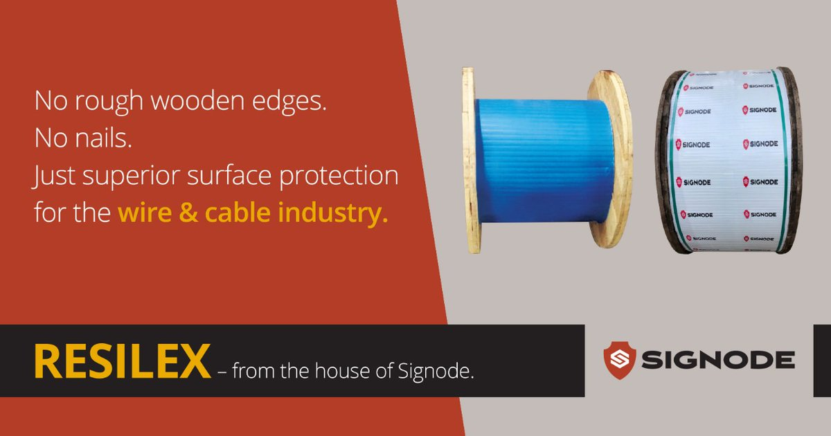 Resilex is a uniquely engineered multi-layer thermoplastic product offering exceptional strength due to its enhanced cushioning & superior strength properties. #surfaceprotection #Protectivepackaging #transitprotection #Sustainability #packagingindustry #wirecableindia #WireCable https://t.co/ad6iLoQd5P