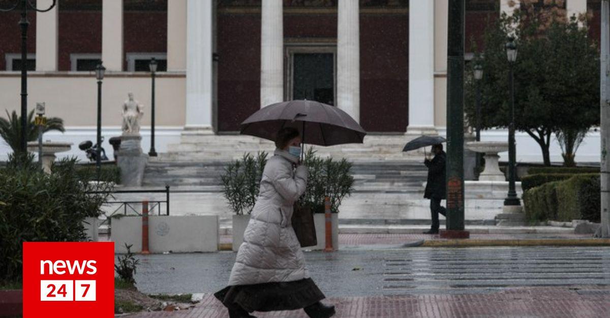 Καιρός: Νέο κύμα κακοκαιρίας από Τρίτη - Βροχές, καταιγίδες και χιόνια: Πτώση της θερμοκρασίας κατά 5 με 7 βαθμούς σε όλη τη χώρα. Η πρόγνωση του καιρού από τον διευθυντή της ΕΜΥ, Θοδωρή Κολυδά. dlvr.it/RrGb6n #καιρός #weather