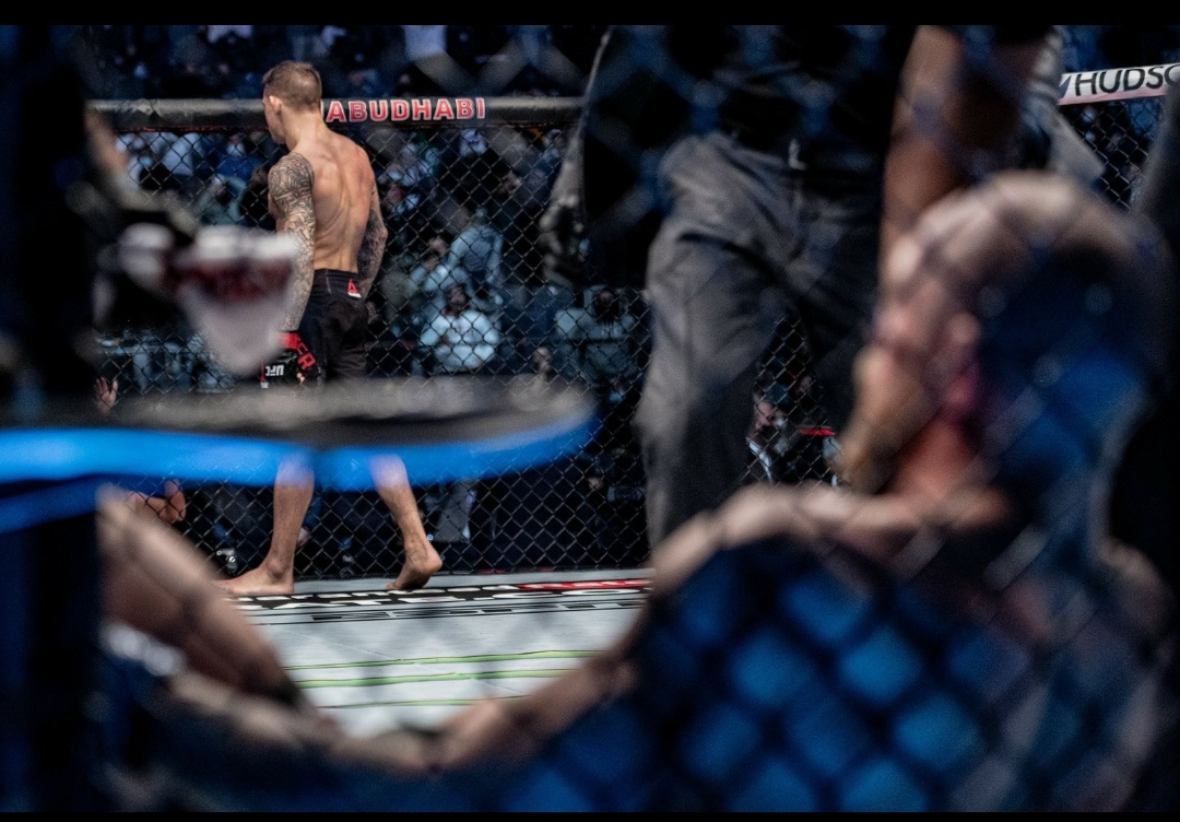 Replying to @Fight_Ghost: The Uncrowned UFC 155 Pound World Champion @DustinPoirier #UFCC257