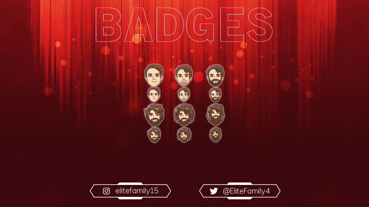 Love your beard and it will love you back🧔❤️ An order from @NeckBeardJeb . . #twitch #twitchcreative #streamer #twitchart #twitchaffiliate #badges #badgeartist #twitchbadges #discord #discordbadges #smallstreamer #smallstreamercommunity #gamers #boygamer #beard #beardstyle #man