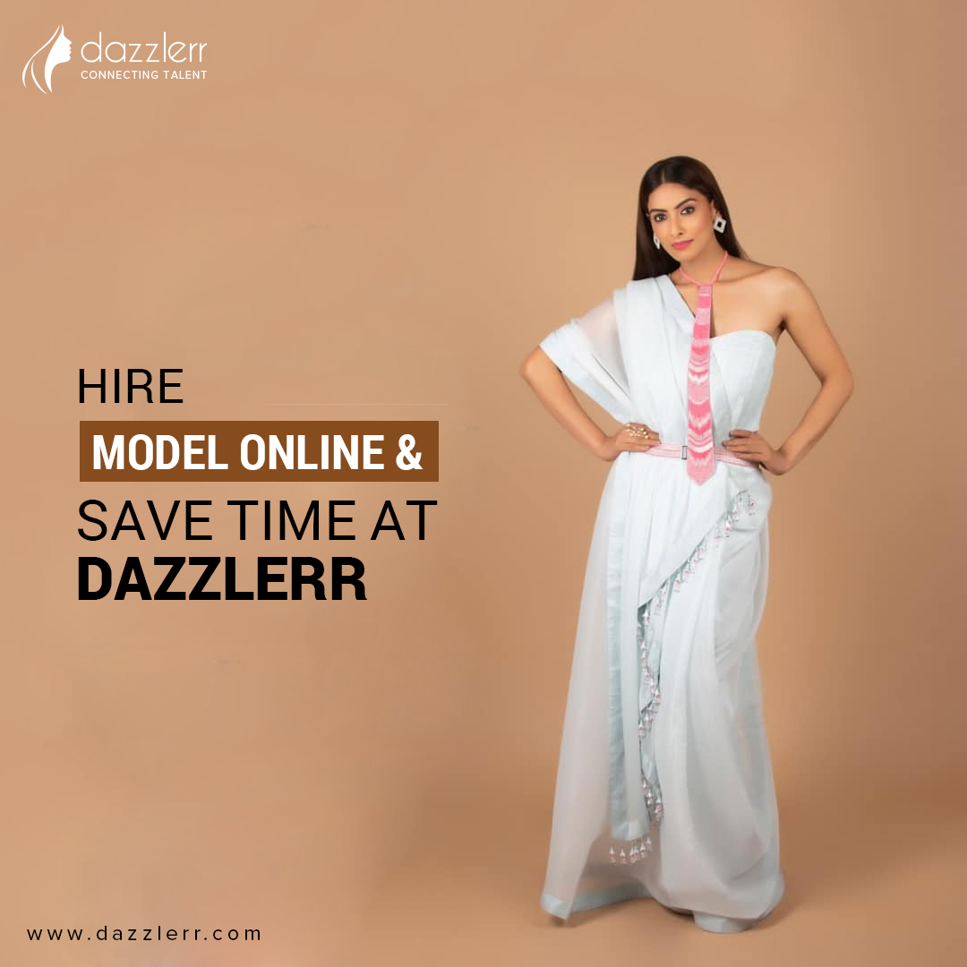 Save time by hiring talent directly from Dazzlerr - A digital hub of talent for Fashion and Entertainment Industry . . Visit :-  . . #modelphotography #model #photography #modeling #modellife #fashion #fashionmodel #models #photomodel #portrait #style