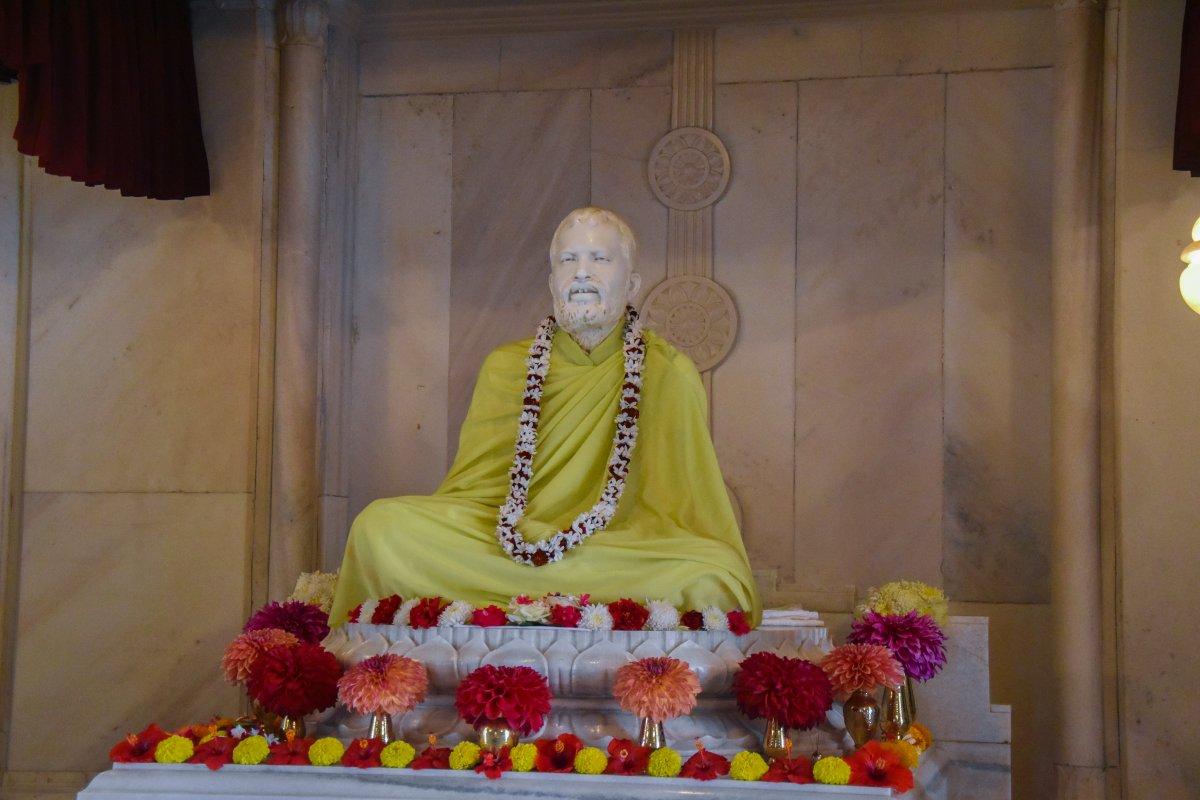 Sri Ramakrishna, Sri Ma Sarada, Swami Vivekananda, Swami Brahmananda, at Belur Math, 25 January 2021. #BelurMath
