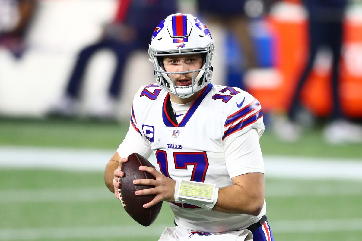 Bills had an unbelievable year:  🔘  First 12-win season since 1993 🔘  First AFC Championship appearance since 1994 🔘  AFC East title 🔘  13-3 record  Lots to be proud of in Buffalo 👏 @brgridiron