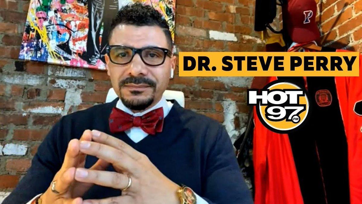 Dr. Steve Perry On Schooling During COVID-19, School Choice, + Bringing Confidence ... ...... -  #hoodgrind #hiphop #breakingnews #battlerap #hiphopnews #celebrities #gossip #celebritygossip #hoodclips #music #rnb #pop #podcast #rap #videos #funnyvideos