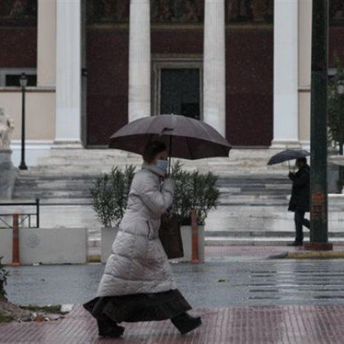 Καιρός: Νέο κύμα κακοκαιρίας από Τρίτη - Βροχές, καταιγίδες και χιόνια: Πτώση της θερμοκρασίας κατά 5 με 7 βαθμούς σε όλη τη χώρα. Η πρόγνωση του καιρού από τον διευθυντή της ΕΜΥ, Θοδωρή Κολυδά. dlvr.it/RrGhYF #καιρός #weather