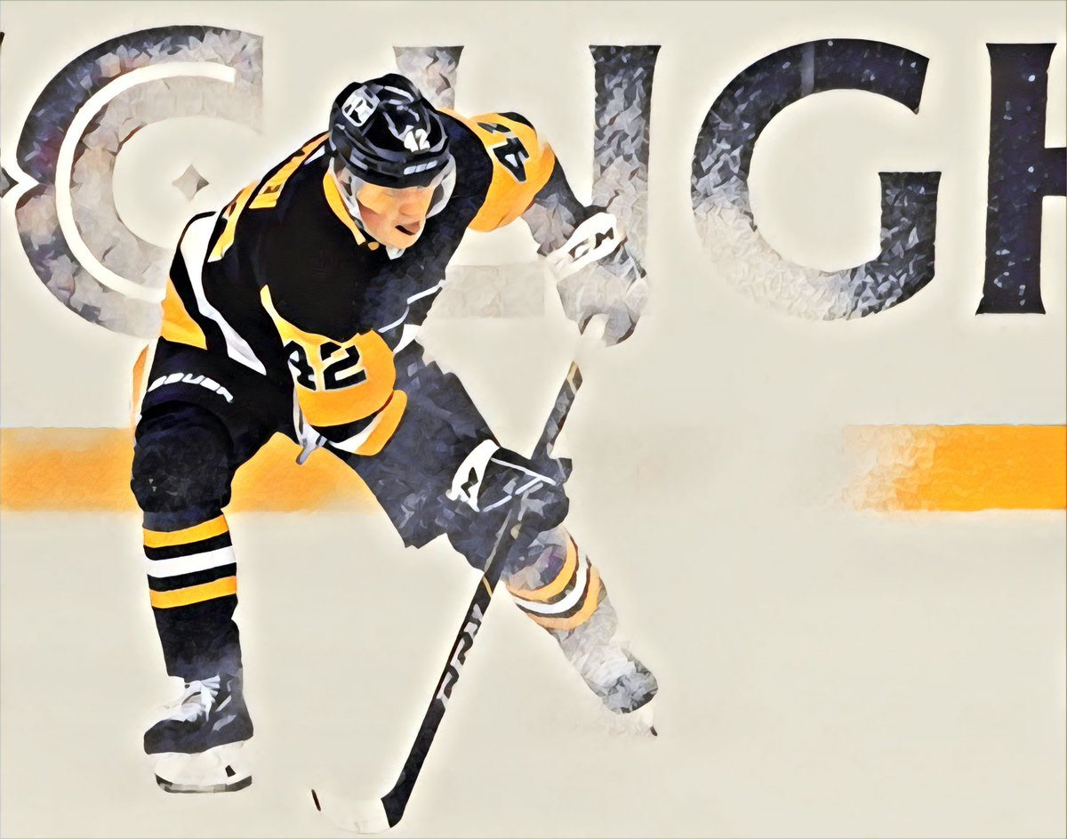 Since Kappy joined the @penguins they are undefeated. We'll see if the streak keeps up when the Pens take on the Bruins on Tuesday. #LetsGoPens