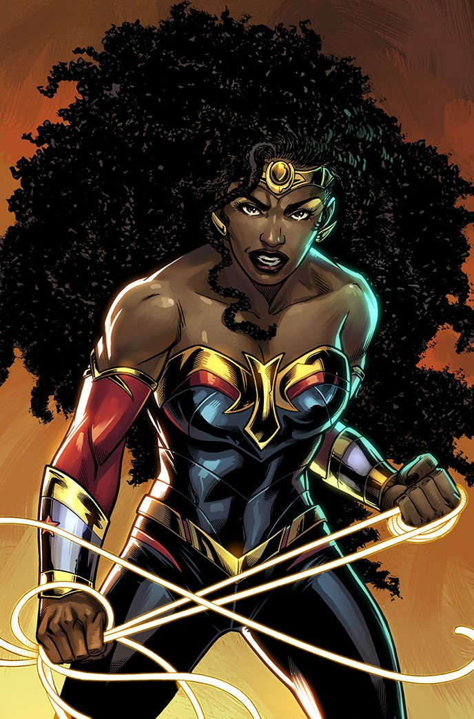 @DCComics Like...look at her...  Look  at  HER.