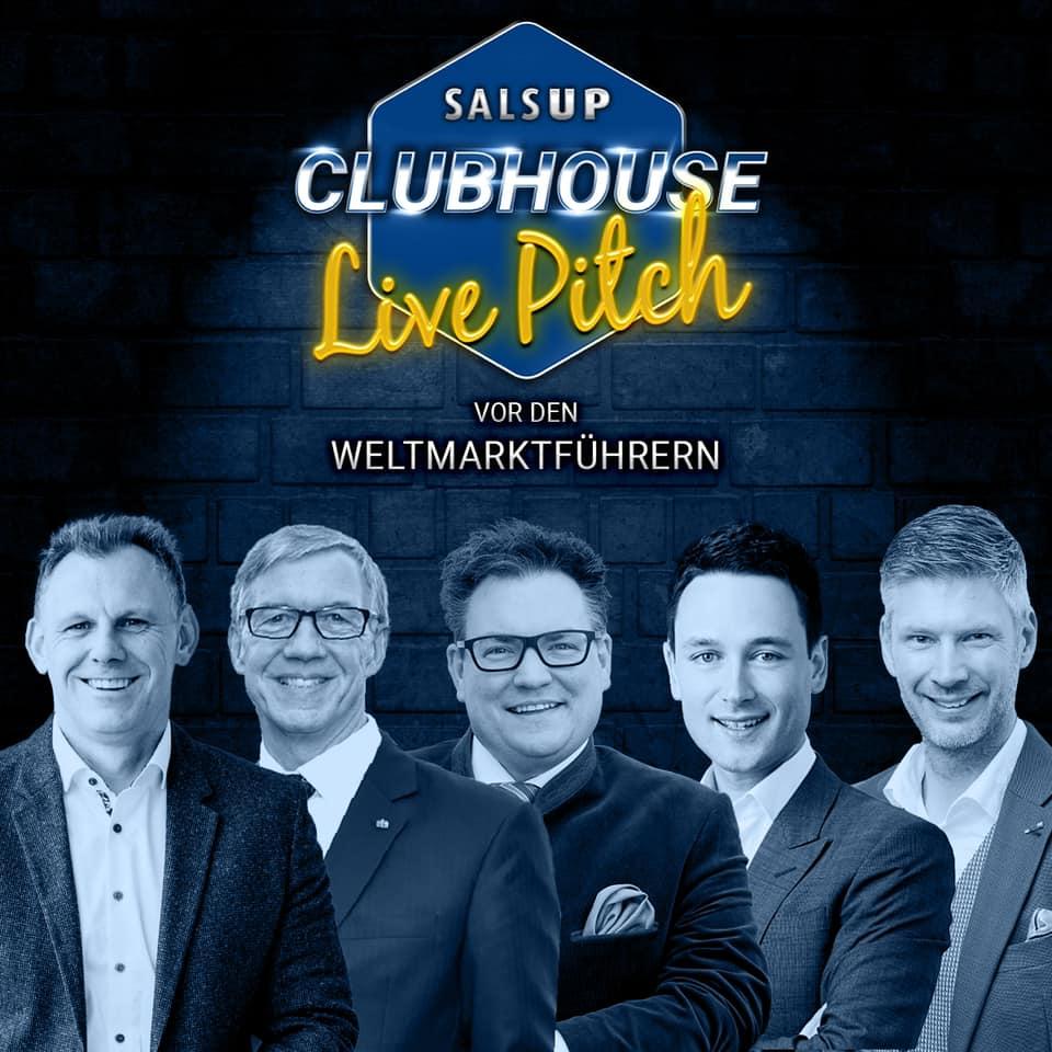 Da der Erste ein so großer Erfolg war: #Clubhouse Talk #2 am 26.1. um 19h - deine 30 sek. vor den #Weltmarktführern. Mit @derbrutkasten und @StartingUp_Mag. #ClubHouseApp #pitch #pitchen #startup #startups #gründer #unternehmer #kmu