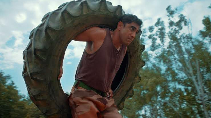 MIND BLOWING performance by .@TheAmitSadh in #JeetKiZid 💪🏻 Is there any role you can't portray..range of emotions, physical hardships & silence are there!  A master class in dedication!  There are a few screenplay or editing hiccups but #AmitSadh makes it WORTH your time!  ⭐️⭐️⭐️