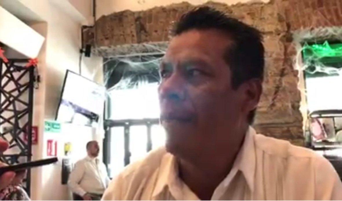 #QEPD ⚫ El luchador social e integrante de la Sección 51 del Sindicato Nacional de Trabajadores de la Educación (@ComSnte51) y de la Coordinadora Nacional de Trabajadores de la Educación (CNTE), Jorge Cabrera Cantero, falleció este domingo.