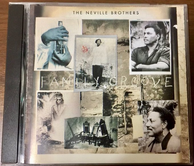 Happy birthday to Aaron Neville   NowPlaying The Neville Brothers - True Love