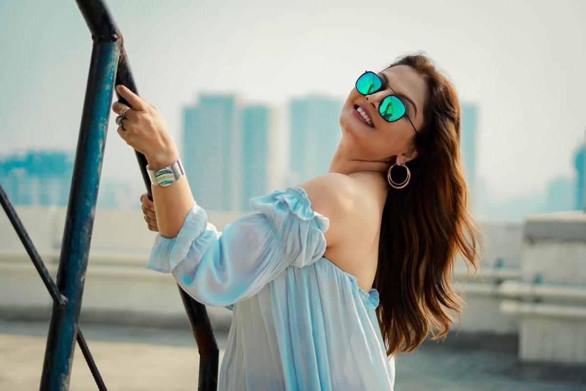 """Create your own sunshine "". . #sunshine #behappy #creative #blessed #keepsmiling #livelife #lovelife #enjoy #greatful #goodmorning #happyday #havefun #loveyourself #attitude #swag #selfcare #happines #fashionstyle #style @MissMalini @tellychakkar @ETimesTV @TOIIndiaNews"