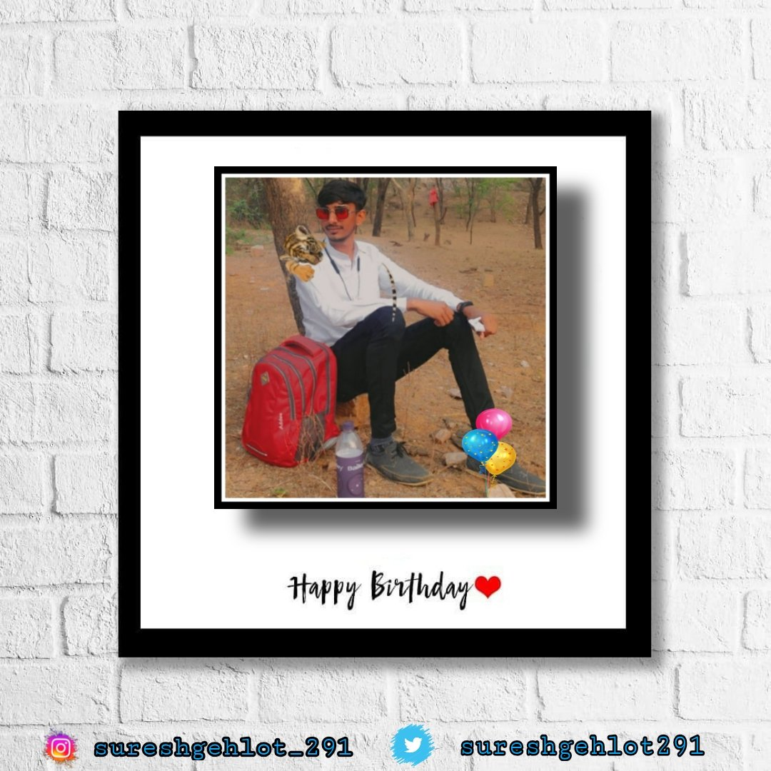 Today is the special day for me..  @TonyKakkar bhaiya need ur blessing ❤️💙   Happy Birthday to me..
