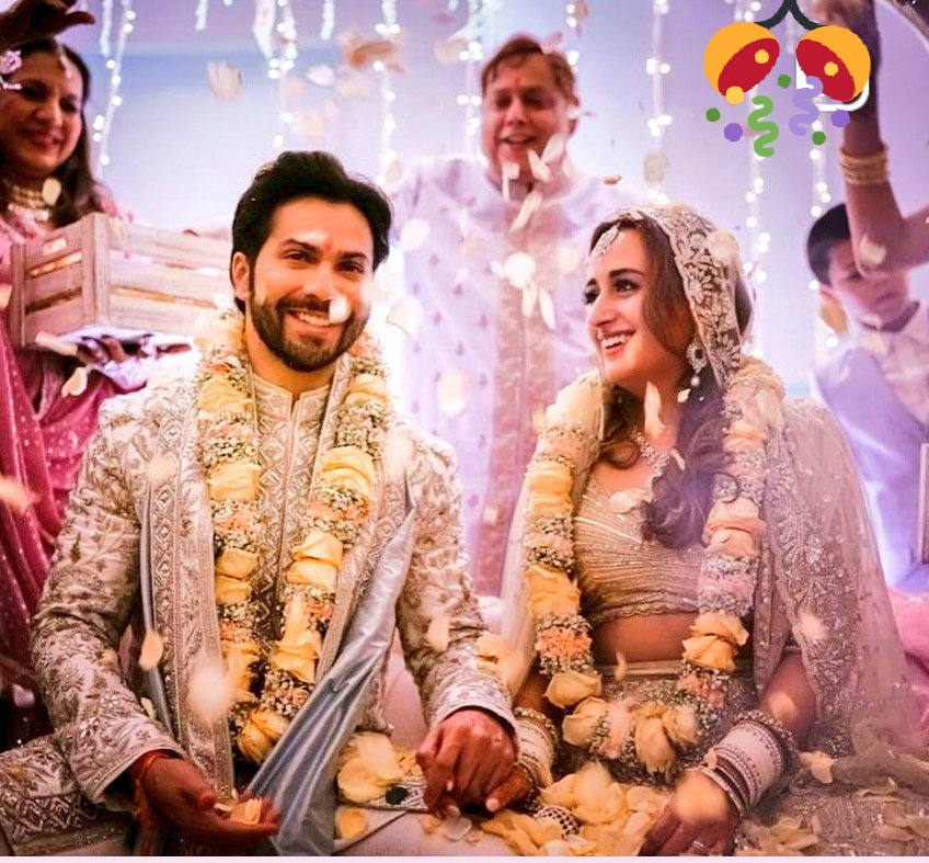 They proved loyalty still exists. #varunwedsnatasha #wednesdaythought #VarunKiShaadi #VarunNatashaWedding #shaadimubaraq #NatashaGotTheOne